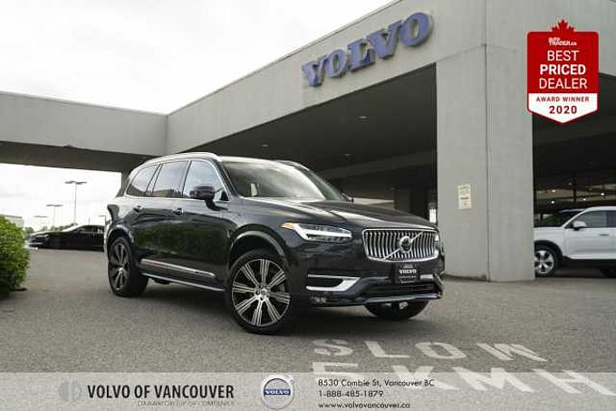Volvo XC90 T6 AWD Inscription (7-Seat)